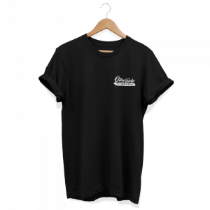 No Drop For Us Black T-shirt