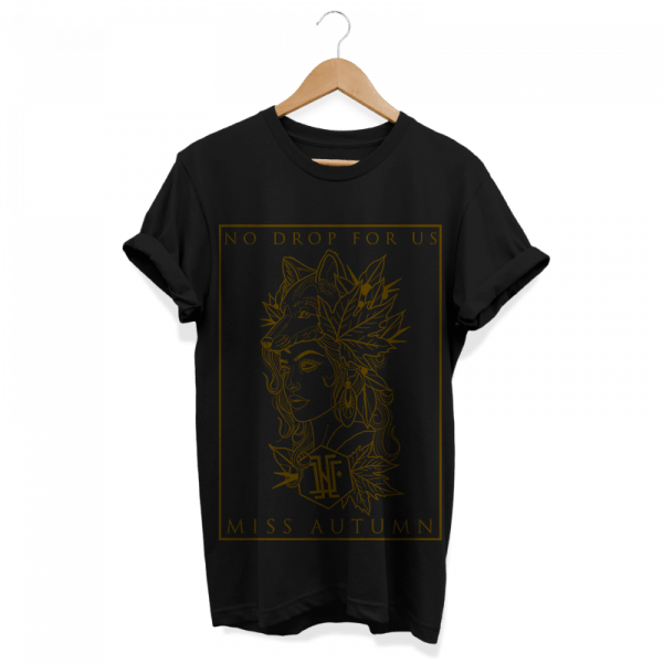 No Drop For Us Ocre Tattoo T-shirt